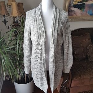 Cabi Cathedral Cardigan Sweater Size M